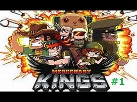 Mercenary Kings, #1, Tutorial and 1st Mission