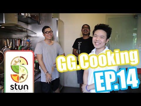 GGcooking EP.14 - ENERGY BAR ! SUPER FOOD ! [by Stun]