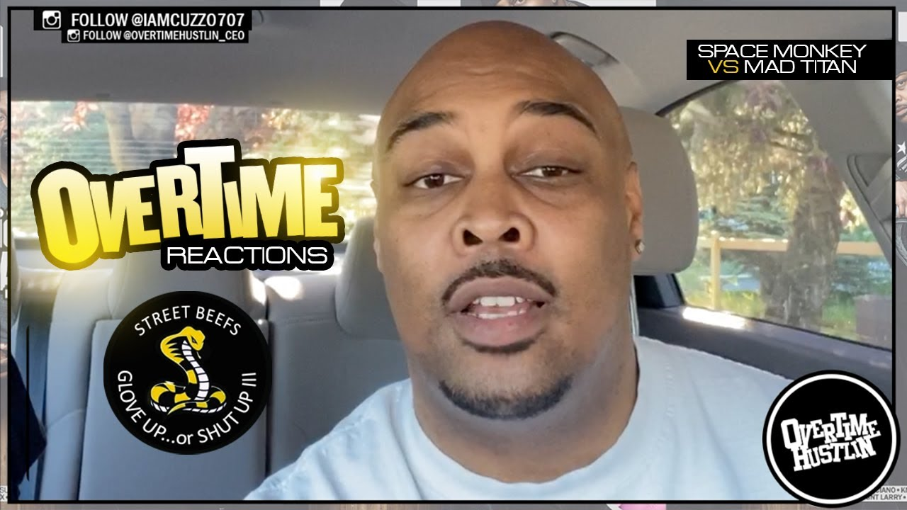 """""""Overtime Reactions"""" Hosted By Cuzzo (Street Beefs Reaction)"""