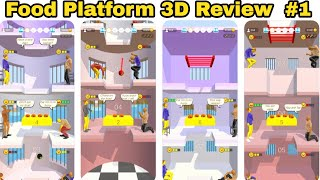 Food Platform 3D Game Complete game Review Gameplay Walkthrough iOS/Andriod New Game screenshot 3