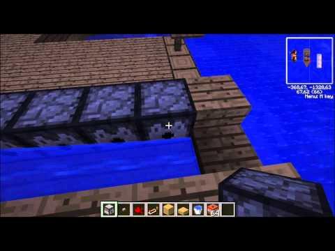 how to make a machine gun in minecraft ps3 edition