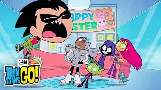 Titan's Egg Hunt | Teen Titans GO! | Cartoon Network