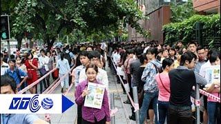 Cử nhân thất nghiệp: 'Quy hoạch' giáo dục đại học | VTC