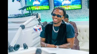 #LIVE : EXCLUSIVE INTERVIEW NA DIAMOND PLATNUMZ NDANI YA SPORTS ARENA 88.9 WASAFI FM (JAN 10, 2020)