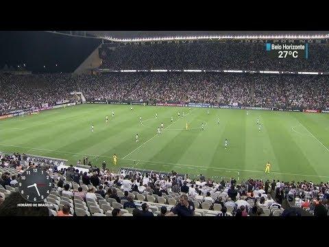 Corinthians fica no empate com o Grêmio, mas continua em vantagem | SBT Brasil (19/10/17)