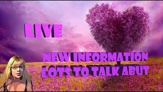 Live, New Information CIA Document, SMQ AI, Beyond The Veil, T Taylor