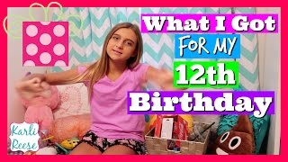 What should i ask for my birthday quiz