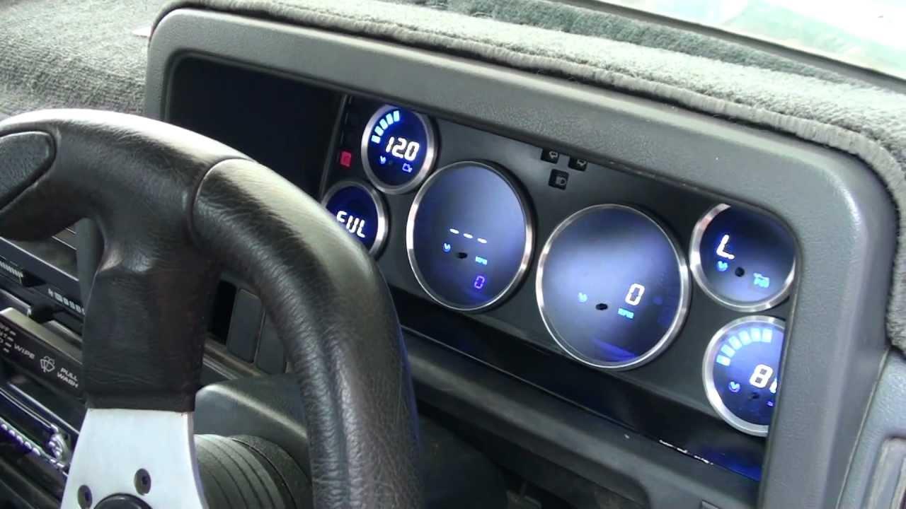 6lt Gq Nissan Patrol Gauges Turbo Kits