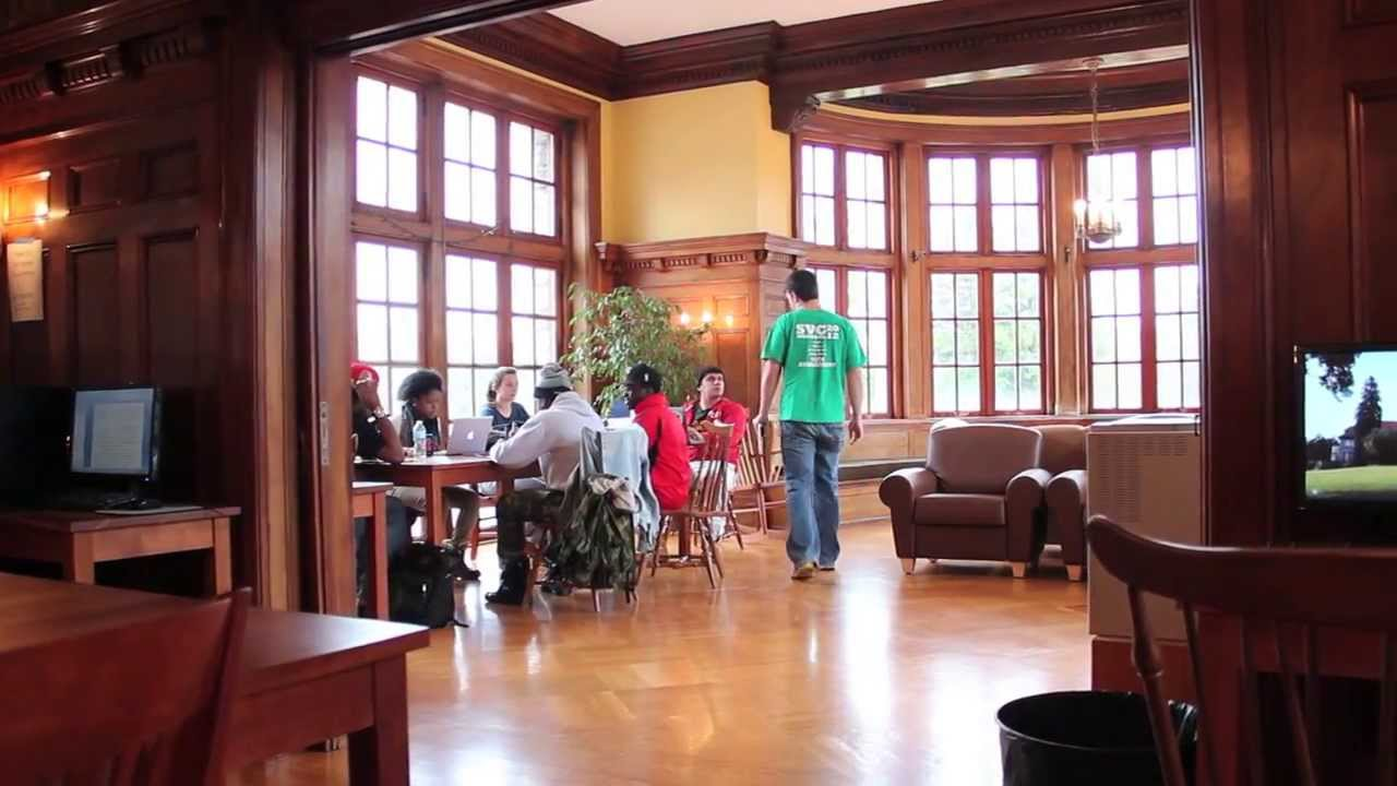 student life at southern vermont college youtube