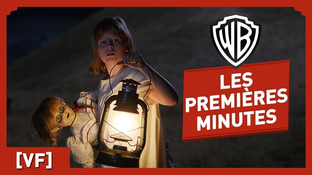 Annabelle 2 : La Création du Mal - Les premières minutes du film !
