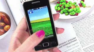 Видеообзор телефона Samsung Star 2 S5260(Обзор телефона Samsung S5260, который вы можете купить на Украине в магазине http://euroteka.com.ua/mobile/Samsung/s5260-star-2 Читайте..., 2011-08-18T14:12:06.000Z)