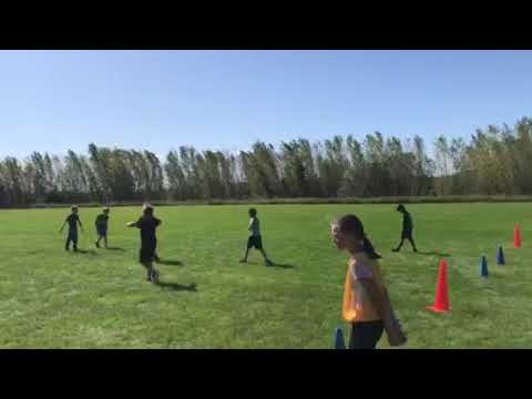 Soccer small sided games