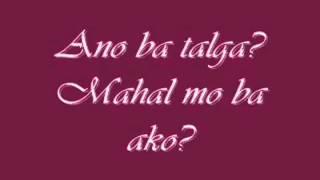 BAKIT GALIT KA-143 (tagalog song)