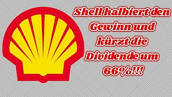 Royal Dutch Shell kassiert 2/3 der Dividende - Was nun?!