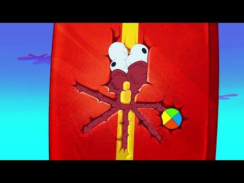 Зиг и Шарко 💥⚡ Берни упал 💥⚡ русский мультфильм | дети видео | мультфильмы | - Видео онлайн