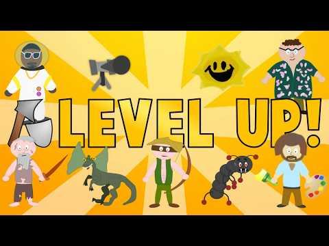 level up! rpg hack