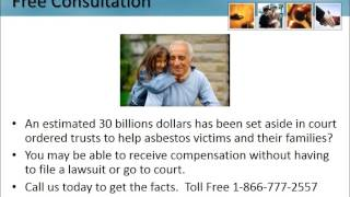 Mesothelioma Lawyer Sneads Florida 1-866-777-2557 Asbestos Lung Cancer Lawsuit FL