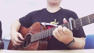 NẾU CÓ BUÔNG TAY (IF YOU LET GO) - MỸ TÂM (guitar covered by Cường Hai Cằm)