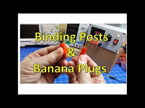 Banana Plugs & Binding Posts