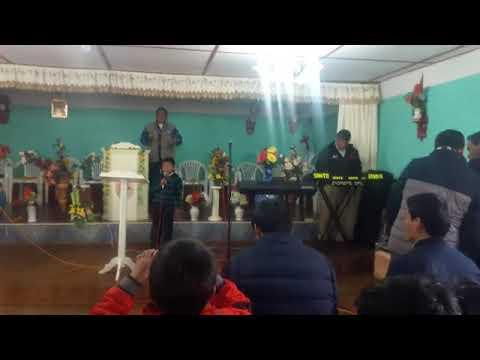 Ministerio Evangelístico cosecha final  cajabamba peru