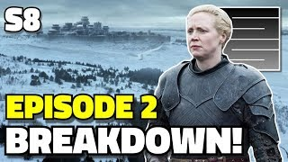 Game Of Thrones Season 8 Episode 2 Breakdown Review!