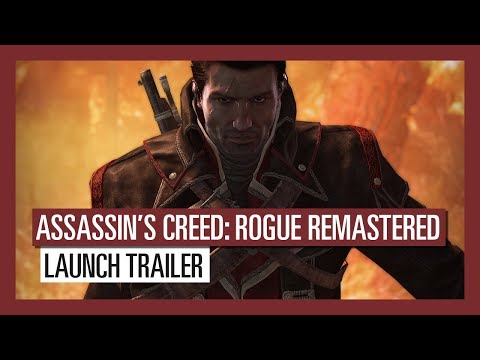 Assassin's Creed Rogue Remastered: Launch Trailer thumbnail