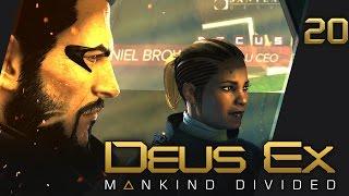 Прохождение Deus Ex Mankind Divided Сложность Настоящий Deus Ex 1080p 60fps Высокие настройки Любишь хорошие игры Я