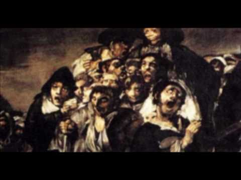 FRANCISCO GOYA - The Black Paintings - Music by Perry Frank