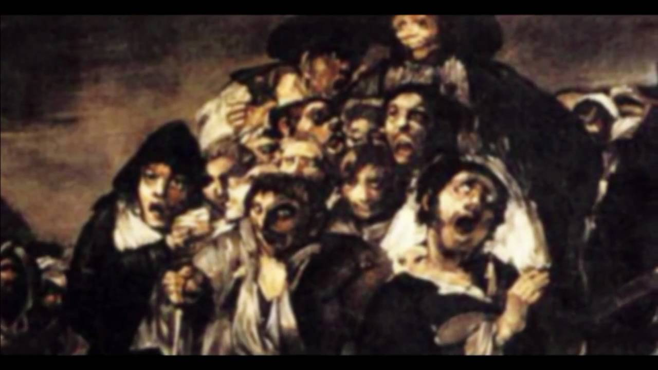 Pinturas Negras De Goya Francisco Goya The Black Paintings Music By Perry Frank