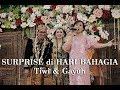 Astrid | Surprise di HARI BAHAGIA Tiwi & Gayuh