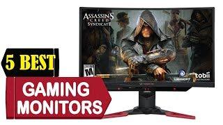 5 Best 144Hz Gaming Monitors 2018 | Best 144Hz Gaming Monitors Reviews | Top 5 144Hz Gaming Monitors