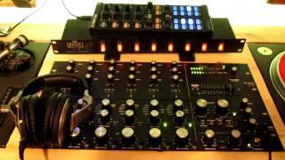 Pierre de Lux DJ Booth