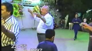 Ali Aktan Şahan - Sarılar Köyü - Kurdolar Düğün 09.07.1997 -2