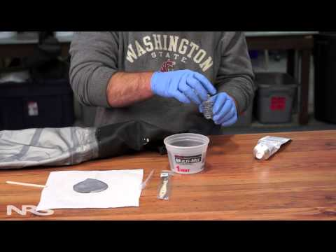 How To: Repair Waterproof Fabric