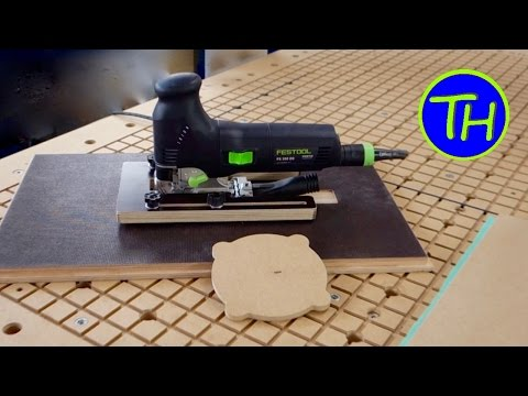 MFTC jigsaw table extension for Festool PS 300 / PS 420 [DIY]