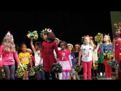 Elbridge Gale Elementary School's Christmas Performance