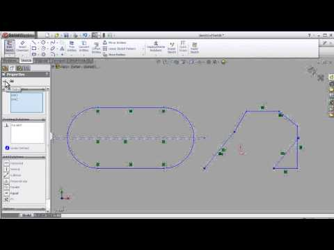 how to break relation solidworks