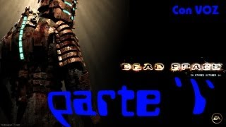 Dead Space | Serie con voz en ESPAÑOL gameplay PC [Full HD]