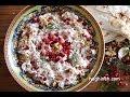 Chicken Walnut Salad - Bzkthats - Armenian Cuisine - Heghineh Cooking Show