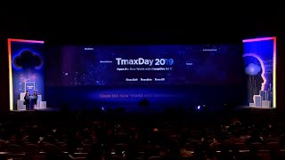 TmaxDay 2019 다시보기 풀버전 영상 공개! 티맥스만의 ABC 기술로 새로운 세상이 시작된다!