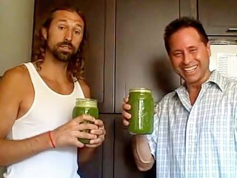 LOU CORONA! Lou's Daily Juicing Recipe: LEMON GINGER BLAST! ~ BIKE TOURING the WEST COAST! vid#42