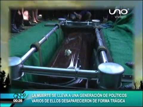 LA MUERTE SE LLEVÓ A UNA GENERACIÓN DE POLÍTICOS EN BOLIVIA