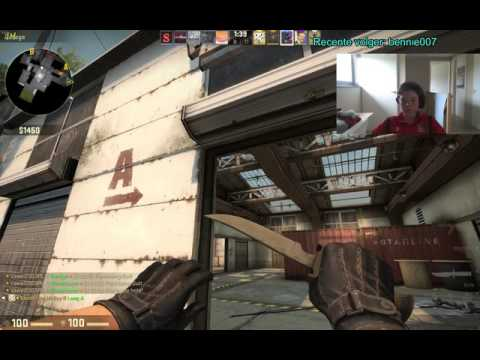 When you almost get caught playing CSGO