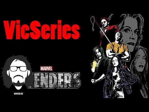 VicSeries- 54: Defenders, gli Avengers di Netflix
