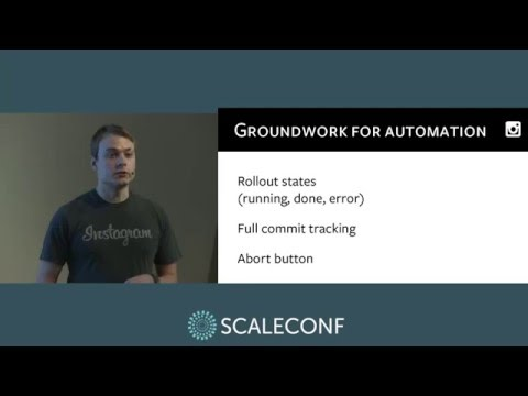 Michael Gorven - Continuous deployment to millions of users 40 times a day