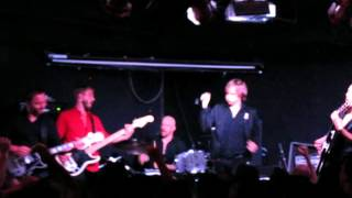 Refused - Worms of the Senses/Faculties of Scull & The Refused Party Program - 07.18.12
