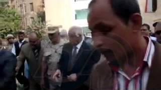 فيديو| محافظ القاهرة يتفقد العملية الانتخابية بمدرسة غمرة الإعدادية الثانوية