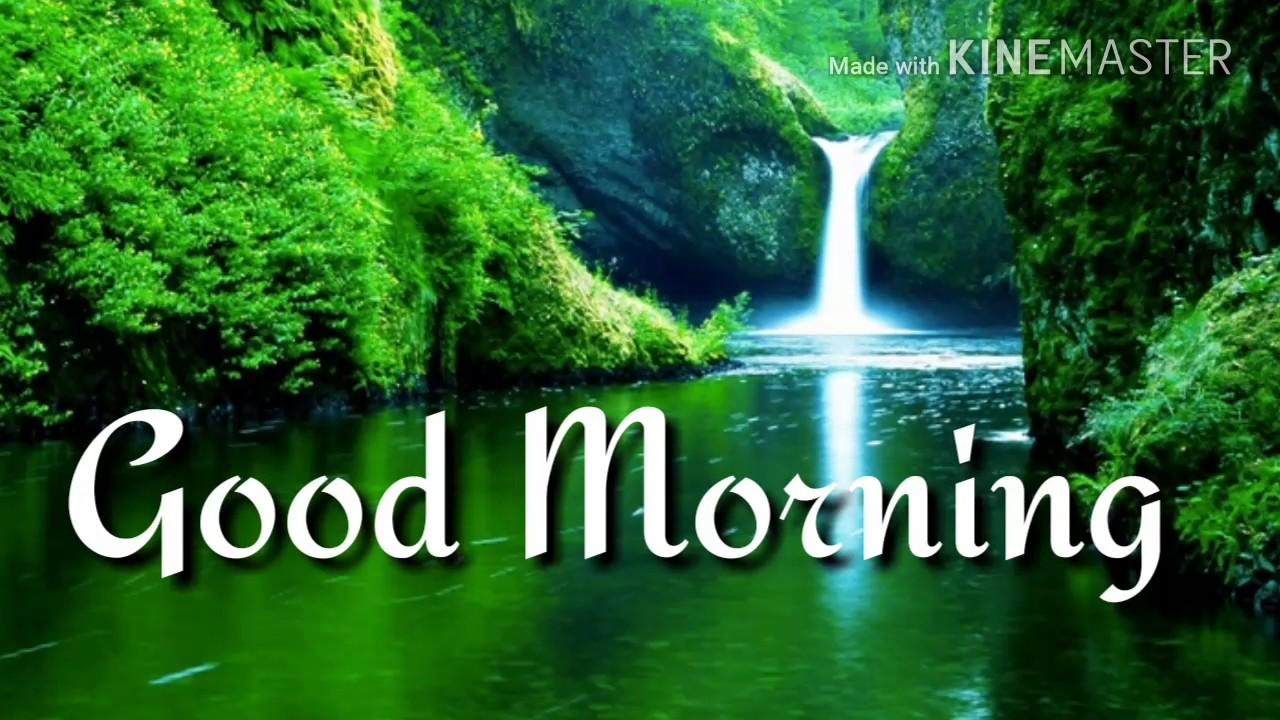 Good Morning Beautiful Video For Whattsapp 2017 India Youtube