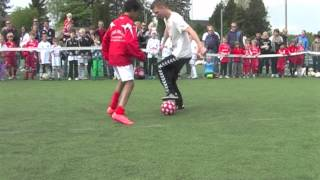 Verdensstjerne til Kjelsås Fotball 3v3