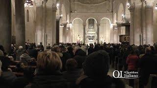 Bari, migliaia di fedeli per l'alba di San Nicola